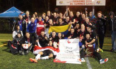 カナダサッカー留学